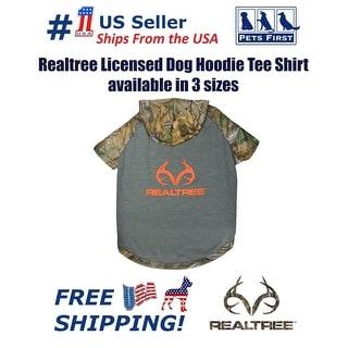 363931b53ff Shop Realtree Pet Hoodie Tee Shirt