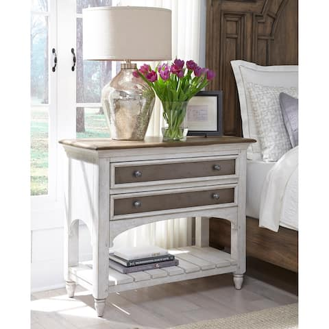 Cooper Collection Estates Bed Side Table