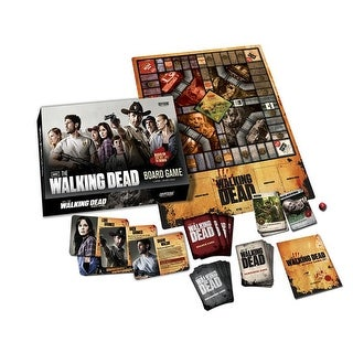 The Walking Dead Board Game Cryptozoic Entertainment - multi
