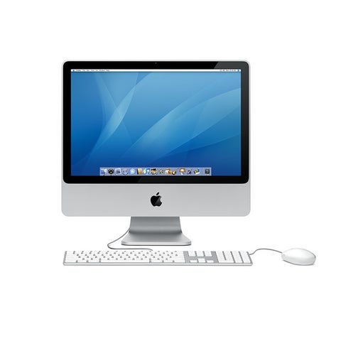"Apple iMac C2D (P7550) 2.26 GHz 20"" 4gb 160GB DVD WiFi Refurbished"