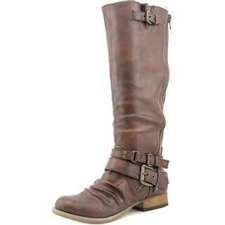 Carlos by Carlos Santana Hanna 2 Women Cognac Boots