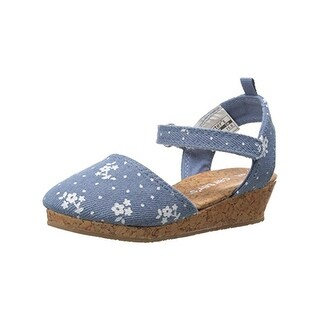Carters Girls Jenna Sandals Canvas