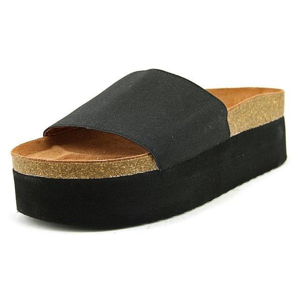 Sixtyseven 76711 Women Black/Black Sandals