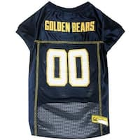 Cal Berkeley Golden Bears Pet Jersey - Medium
