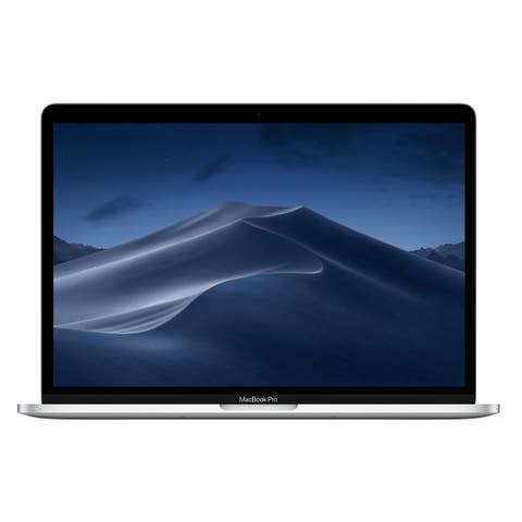 """Apple 13.3"""" MacBook Pro with Touch Bar (Mid 2019, Silver) (Spanish Keyboard)"""