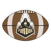 Purdue University Boilermakers Football Area Rug