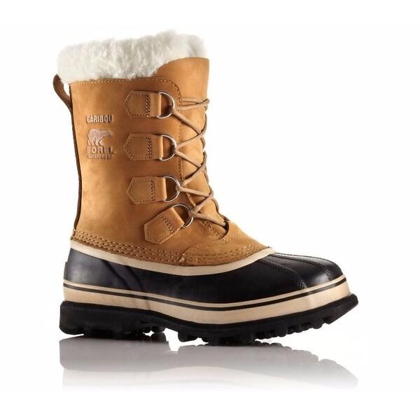 Sorel Womens Caribou Boot - Buff