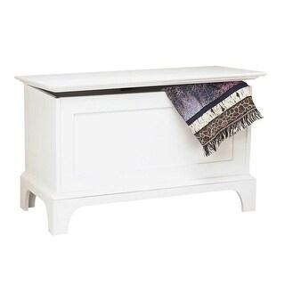 Bench White Pine Shaker Blanket Chest Renovator's Supply