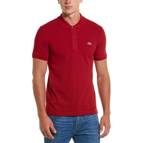 Lacoste Ph4012 Slim Fit Pique Polo