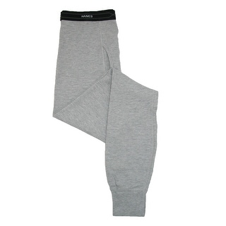 Hanes Men's Big and Tall Thermal Pant Bottoms