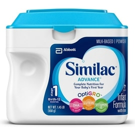 Similac Advance EarlyShield Powder With Iron 23.20 oz