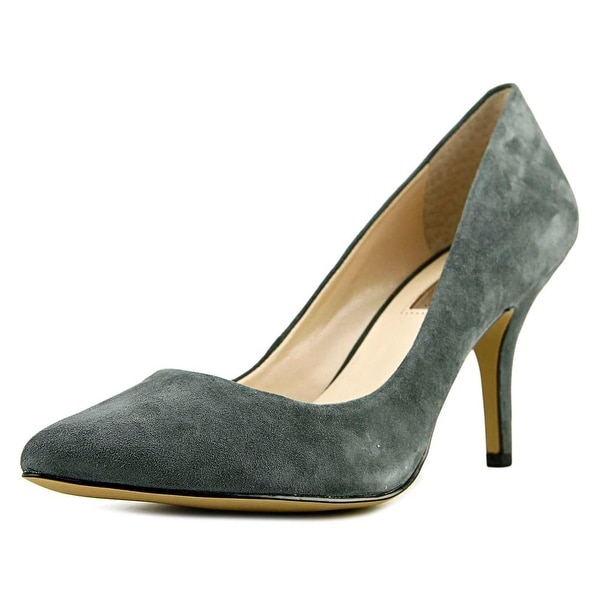 INC International Concepts Zitah Dark Grey Pumps