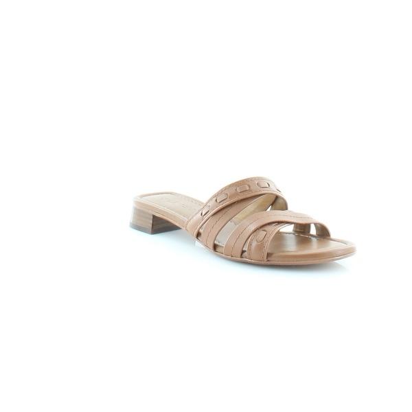 Coach Ariana Women's Sandals Saddle - 7.5