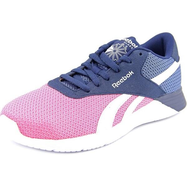 Reebok EC Ride FS Women Round Toe Synthetic Running Shoe