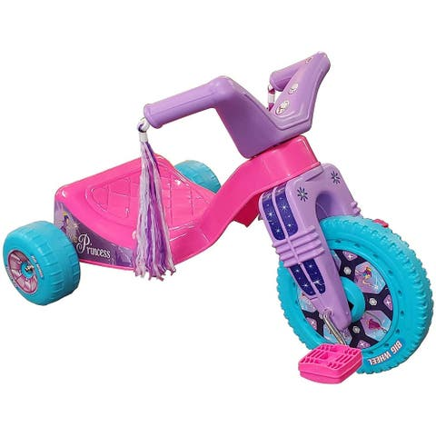 "Big Wheels 8.5"" Princess Big Wheel Junior"
