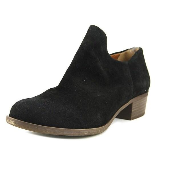 Lucky Brand Brett Black Boots