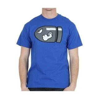 Mario Bullet Bill T-Shirt