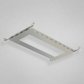 "Eurofase Lighting 24054 21 3/4"" Rectangular New Construction Plate - N/A"