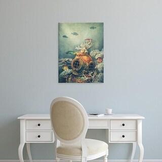 Easy Art Prints Terry Fan's 'Seachange' Premium Canvas Art