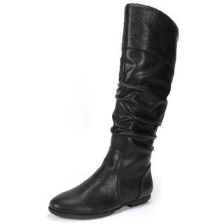Seven Dials Womens dillon Closed Toe Mid-Calf Fashion Boots