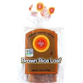 Ener-G Foods - Brown Rice Loaf ( 6 - 16 OZ)