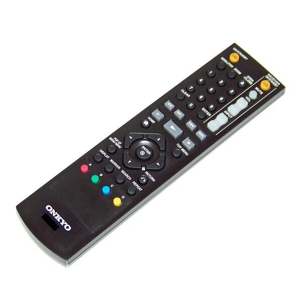 OEM Onkyo Remote Control Originally Shipped With: BD-SP308, BDSP308