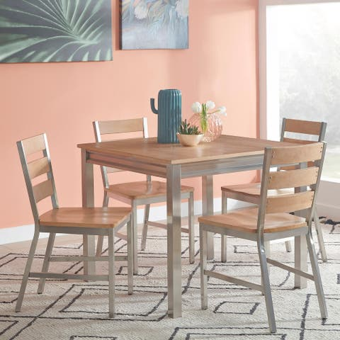 Sheffield 5 Pc. Dining Set by Home Styles