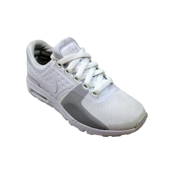 Nike Wmns Air Max 90 Prm Womens Shoes PURE PLATINUMPURE
