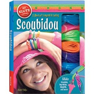Scoubidou Book Kit-