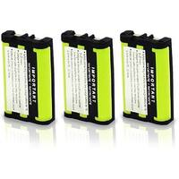 Replacement Battery BATT-BT0003 (3 Pack) For Select Models