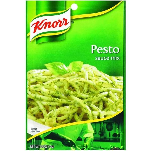 Knorr Sauce Mix - Pesto - .5 oz - Case of 12 - 2 Pack