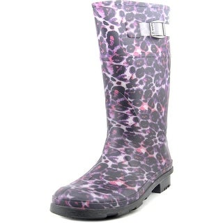 Kamik WILDCUB Youth Round Toe Synthetic Multi Color Rain Boot