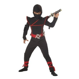 Stealth Ninja Boys Ninja Halloween Costume