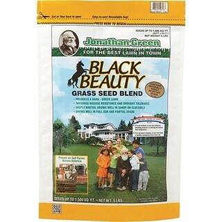 JONATHAN GREEN 5Lb Black Beauty Seed 10318 Unit: BAG