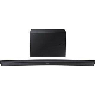 Samsung Curved Soundbar With Wireless Subwoofer Curved Soundbar With Wireless Subwoofer