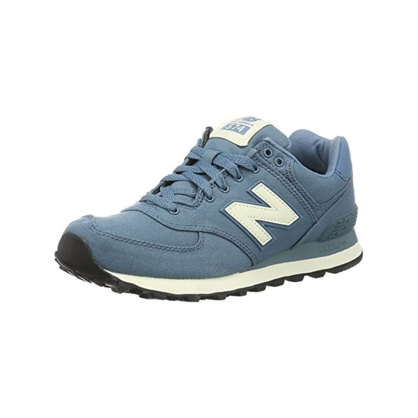New Balance Womens Athletic Shoes Canvas Signature
