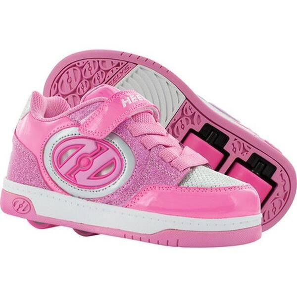 a549647d4810c Shop Heelys Children's Bolt Plus X2 Lighted Neon Pink/Light Pink ...