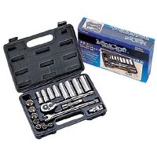 """Mintcraft TS1032 Maxi Tool Kit 32 Piece 1/2"""" Drive"""