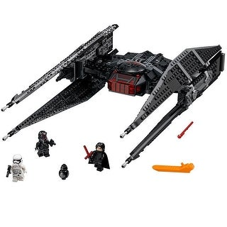 LEGO Star Wars 630-Piece Kylo Ren's TIE Fighter Construction Set 75179 - Multi