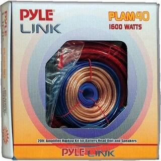 Amp wiring kit 4GA. Pyle