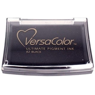 VersaColor Pigment Ink Pad Large Black