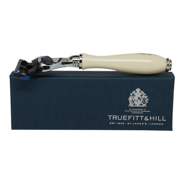 Truefitt & Hill - Day Care -Wellington Razor (FUSION) - Ivory 1pc