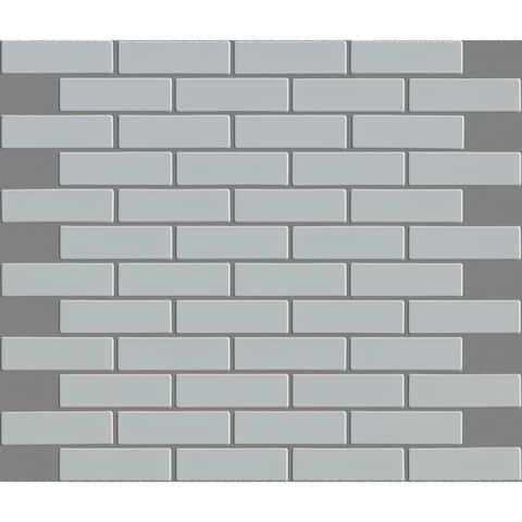 "Shaw CS66P Elegance Mini Brick Mosaic - 12"" x 12"" Sheet Rectangle"