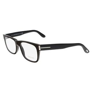 Tom Ford FT5274 050 Brown Horn Rectangular Optical Frames
