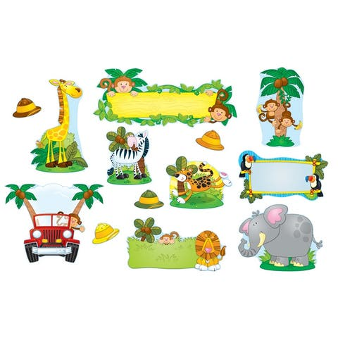 Jungle Safari Bb Set
