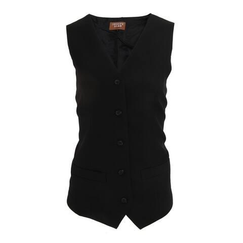 Jospeh Alan Womens/Ladies Long Length Waistcoat