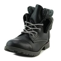 Rock & Candy Womens SPRAYPAINT-Q Closed Toe Ankle Fashion Boots
