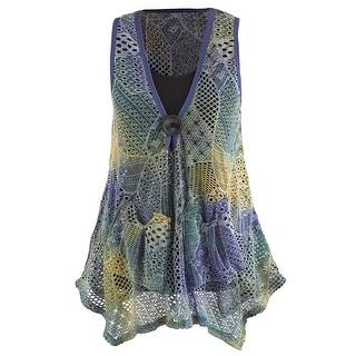 Women's Mix-It-Up Vest