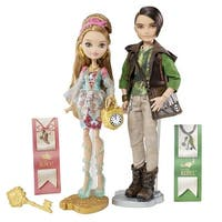 Ever After High Ashlynn Ella and Hunter Huntsman Doll