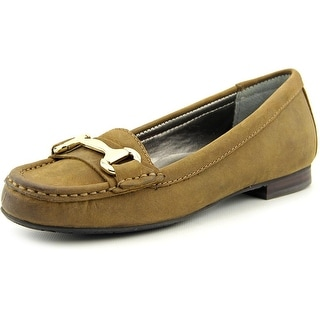 Ros Hommerson Regina SS Round Toe Leather Loafer